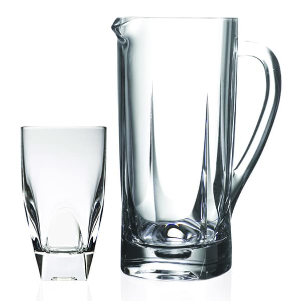 Diamonte 7-piece Beverage Set