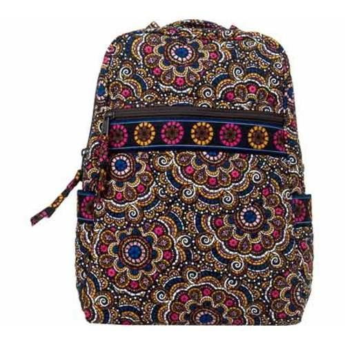 Women's Stephanie Dawn Backpack 10009 Mosaic