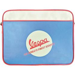 Vespa 15.4in Laptop Sleeve Blue