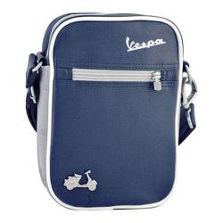 Vespa Small Sling Bag Blue/Gray
