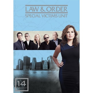 Law & Order: Special Victims Unit Season 14 (DVD)