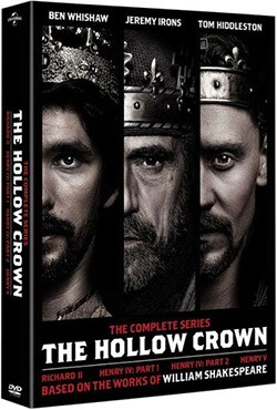 The Hollow Crown: The Complete Series (DVD)