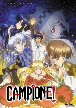 Campione!: Complete Collection (DVD)