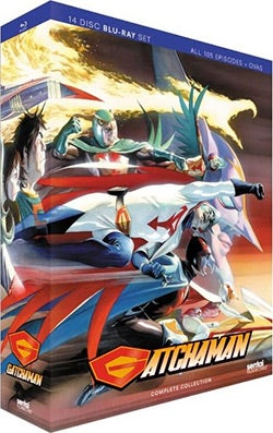 Gatchaman: Complete Collection (Blu-ray Disc)