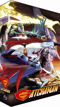 Gatchaman: Complete Collection (DVD)