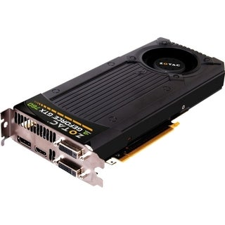 Zotac ZT-70401-10P GeForce GTX 760 Graphic Card - 993 MHz Core - 2 GB