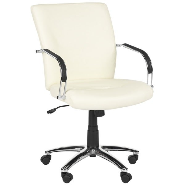 Safavieh Lysette Cream Desk Chair