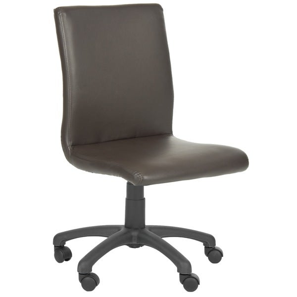 Safavieh Hal Brown Desk Chair