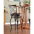 Upton Home Warrington Swivel Bar Stool
