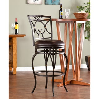 Upton Home Bowerton Swivel Bar Stool