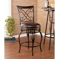 Upton Home Warrington Swivel Counter Stool