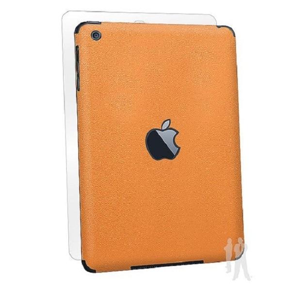 BodyGuardz Armor Rindz Protection Film for Apple iPad Mini Orange