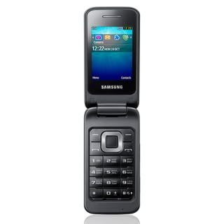 Samsung C3520 GSM Unlockled Flip Cell Phone