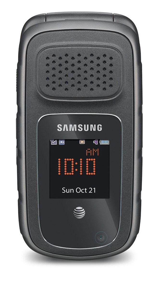 Samsung Rugby III GSM Unlocked Cell Phone