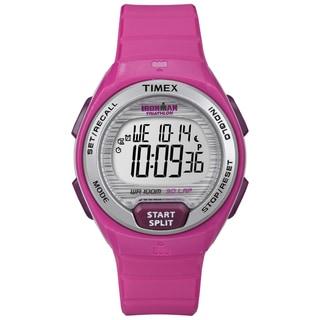 Timex Women's Ironman Oceanside 30-Lap Pink Digital Watch