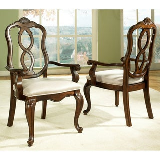Somerton Dwelling Melbourne Arm Chairs (Set of 2)