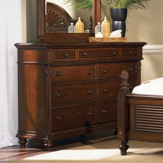 Liberty Royal Landing Cherry 9-drawer Dresser