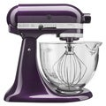 KitchenAid KSM155GBPB Plumberry 5-quart Artisan Design Tilt-Head Stand Mixer **with $30 Mail-in Rebate**