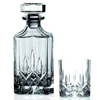 Opera 7-piece Crystal Whiskey Set