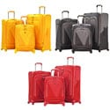 Olympia 'Palm Desert' 3-piece Spinner Luggage Set