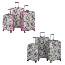 Olympia 'Huntsville' 3-piece Hardside Spinner Luggage Set