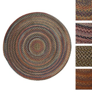 Forester Braided Area Rug (8' x 8')
