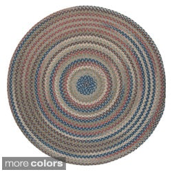 Greenwood Braided Area Rug (6' x 6')