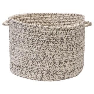 'Canyon' 14-inch Tweed Braided Basket