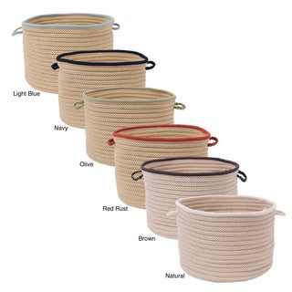 Light House Two-tone Utility Baskets