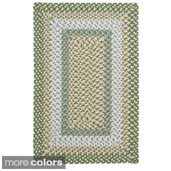 Color Market Indoor/ Outdoor Area Rug (5' x 7')