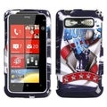BasAcc Home Run Phone Case for HTC Trophy