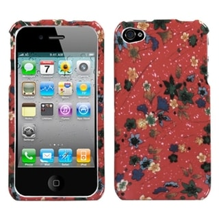 BasAcc Holiday Harvest Phone Case for Apple iPhone 4S/ 4
