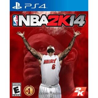 PS4 - NBA 2K14