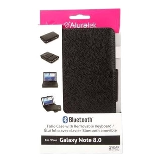 Aluratek Keyboard/Cover Case (Folio) for 8