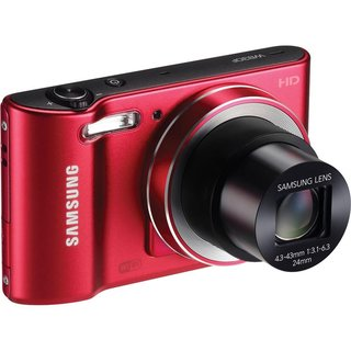 Samsung WB30F 16.2 MP Smart Camera