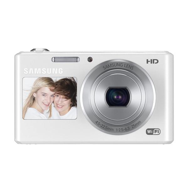 Samsung DV150F 16.2MP Dual-View Smart Wi-Fi Camera