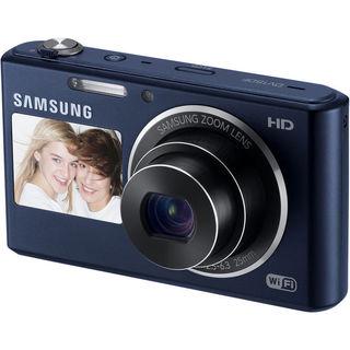 Samsung EC-DV180FBPBE116.2MP Dual-View Smart Wi-Fi Camera