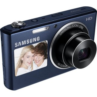 Samsung DV150F 16.2MP Dual-View Smart Wi-Fi Camera