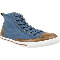 Men's Burnetie High Top Vintage Blue