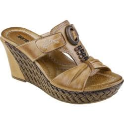 Women's Earth Eden Sand Viva Soft Calf