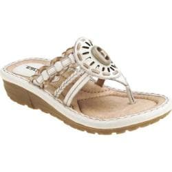 Women's Earth Gale Off White Viva Soft Calf