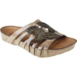 Women's Kalso Earth Shoe Enthuse Light Camel Soft Calf