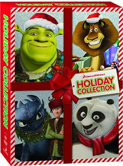 The Dreamworks Holiday Collection Box Set (DVD)