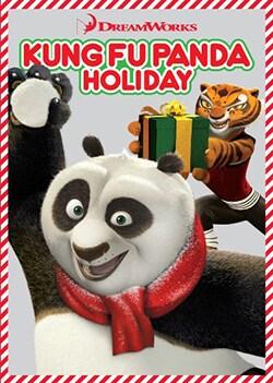Kung Fu Panda Holiday (DVD)