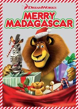 Merry Madagascar (DVD)