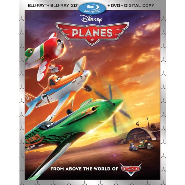 Planes 3D (Blu-ray/DVD) 11403085