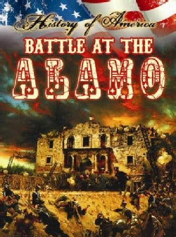 Battle at the Alamo (Paperback)