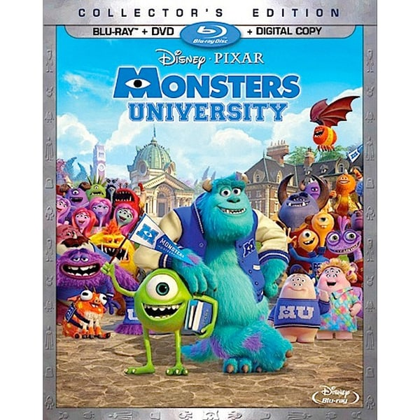 Monsters University (Collector's Edition) (Blu-ray/DVD) 11403588