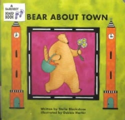 Bear About Town (Board book)