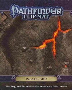 Pathfinder Flip-Mat: Wasteland (Game)